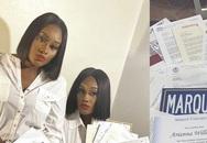 Chị em sinh đôi nhận học bổng 1 triệu USD, trúng tuyển 38 trường ĐH