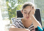 Con cái lây stress từ bố mẹ
