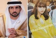 Thái tử đẹp nhất Dubai dính nghi án đã có con khi chia sẻ tấm hình bế một bé trai kháu khỉnh gây sốt cộng đồng mạng