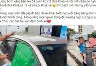 Xôn xao thông tin cháu bé 1 tuổi bị mắc kẹt trên ô tô vì người lớn quên rút chìa khóa khi xuống xe