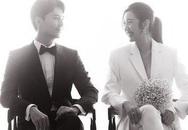 Ảnh cưới style cực nam tính của Thúy Vân được hé lộ, ngày cưới chính thức vẫn là ẩn số