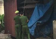 Thi thể đã phân hủy trong nhà để xe tang