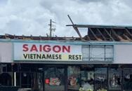 Chủ nhà hàng Việt bị đốt trong bạo động Mỹ: Cháy hết cả khóc gì nữa