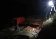 Bàng hoàng phát hiện thi thể người phụ nữ dưới đập nước