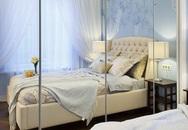 Nhân đôi diện tích dễ dàng cho phòng ngủ nhỏ nhờ sử dụng gương thông minh