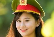Hoa khôi trường Cảnh sát đạt điểm tuyệt đối khóa luận tốt nghiệp