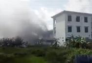 Hà Nội: Chập điện gây cháy trường mầm non