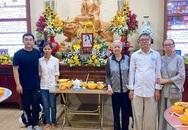 Bố mẹ Phùng Ngọc Huy thay mặt con trai làm lễ cúng 100 ngày cho Mai Phương, xuất hiện bên bảo mẫu bé Lavie