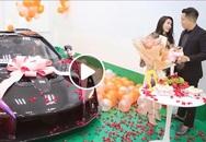 """Ông chồng hot MXH hôm nay: Tặng vợ siêu xe 50 tỷ thuộc hàng mới nhất trên thế giới nhưng chi tiết trên biển số mới khiến hội chị em """"lịm tim"""""""