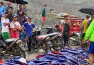 Thi thể xếp hàng dài ở hiện trường sập mỏ ngọc làm 113 người chết