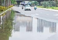 """Hà Nội: Đại lộ nghìn vừa tỷ thông xe đã """"ngập"""" trong rác, nước miễn phí đặt ven đường không ai uống"""