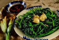 """Đây là loại rau giàu vitamin gấp 10 lần củ khoai lang, có tác dụng phòng bệnh ung thư và cực tốt cho ngày """"đèn đỏ"""