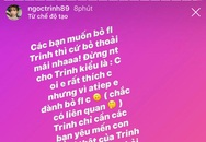 """Vũ Khắc Tiệp bị """"tấn công"""" vì phát ngôn Ngọc Trinh vượt Sơn Tùng, nữ hoàng nội y lên tiếng bênh vực"""