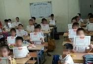 Phát giấy khen cho cả lớp là phản giáo dục