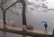 Chiều nay gió mùa Đông bắc gây mưa to đến rất to