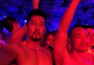 """Bạn trai Long Nhật: """"Không thể xem tôi là đồng tính"""""""
