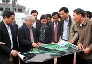 Tổng Bí thư Nguyễn Phú Trọng thăm và làm việc tại tỉnh Quảng Ninh