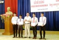 30 lưu học sinh Lào tốt nghiệp khóa học tiếng Việt