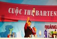 Sôi động cuộc thi Batender chuyên nghiệp Quảng Ninh