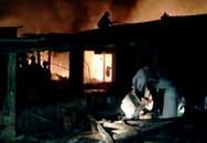 Quảng Ninh: Cháy chợ trung tâm huyện Hải Hà