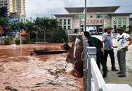 Vụ tàu Trung Quốc va vào cầu Bắc Luân: Vẫn chưa thể thông xe qua cầu
