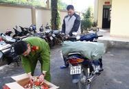Quảng Ninh: Bắt giữ đối tượng vận chuyển trái phép 53 kg pháo nổ.