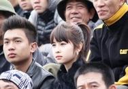 """Cộng đồng mạng """"phát sốt"""" với hình ảnh nữ CĐV xinh đẹp Than Quảng Ninh"""