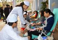 """Quảng Ninh: 600 thanh niên hiến máu trong """"Ngày Chủ nhật Đỏ"""""""