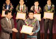 Sao Mai Hồng Chinh và tuyển thủ quốc gia Vũ Minh Tuấn được vinh danh tài năng trẻ tại Quảng Ninh