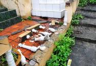 Hạ Long: Dân lo âu sau việc 100 ngôi mộ bị sụt lún