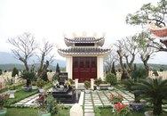 Những ngôi mộ tiền tỷ đẹp lung linh ở Hòa Bình