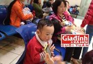 Bùng phát dịch cúm mùa khiến tỷ lệ trẻ em nhiễm bệnh tăng đột biến
