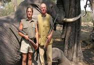 Hoàng gia điêu đứng vì một con voi