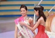Cận cảnh nhan sắc không mấy nổi bật của  tân Hoa hậu Hong Kong