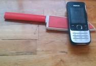 CSGT bắt kẻ dùng dao uy hiếp cướp điện thoại