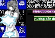 Hãi sợ truyện tranh hentai của Nhật Bản
