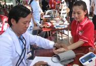 Hành trình Đỏ - Quyết tâm giải quyết triệt để tình trạng thiếu máu