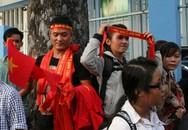 Khán giả nồng nhiệt cổ vũ Tuyển nữ Việt Nam