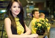 Lại Hương Thảo giản dị lên đường tham dự Hoa hậu thế giới
