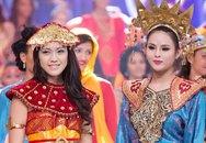 Hoa hậu Thế giới 2013: Lại Hương Thảo không còn lép vế