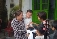 Xót lòng gia cảnh đói nghèo, bơ vơ của 3 đứa trẻ mồ côi