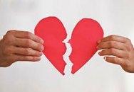 Trái tim chia đôi!