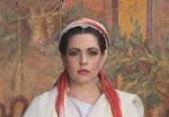 Ngắm kiểu tóc bện quyến rũ của trinh nữ canh lửa thần La Mã