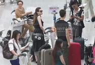 Sân bay náo loạn vì dàn sao Việt