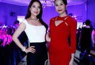 10 bộ váy đen trắng đẹp nhất của mỹ nhân Việt