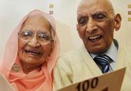 Kết hôn 87 năm, tình cảm vẫn mặn nồng