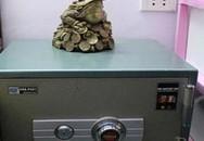 Hướng đặt két sắt giữ được tiền