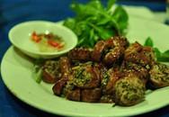 Ngất ngây đồ nướng củi phố Kim Đồng