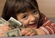 Dạy con cách tiêu tiền hợp lý