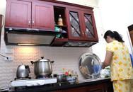 Hóa giải bếp ăn gần phòng vệ sinh
